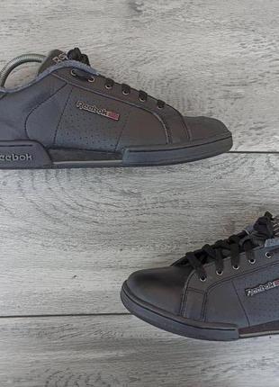Reebok женские кожаные кроссовки оригинал