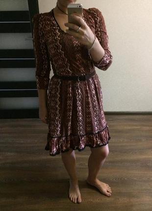 Очень крутое платье!