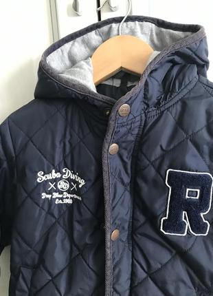 Стеганая курточка reserved