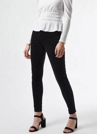 Стрейчевые брюки скинни  dorothy perkins   вискоза cambodia