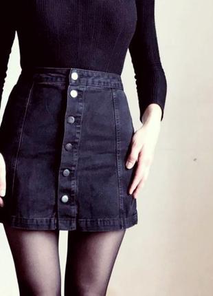Спідниця, джинсова, дуже стильна, нова