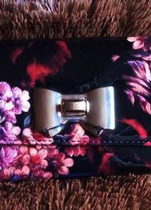 """Женский кошелек с цветами """"виолет"""" от avon"""