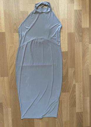 Платье сорочка boohoo размер л