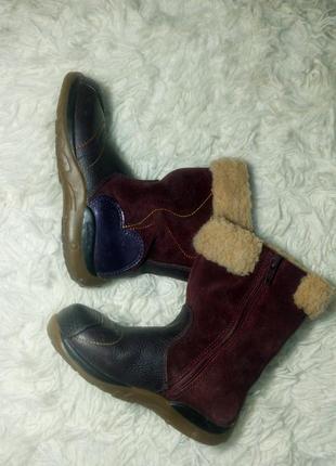 Удобные и легкие ботиночки деми clarks