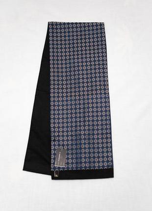 Кашне мужской шелковый шарф g faricetti