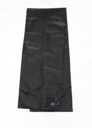 Кашне мужской шелковый шарф nina o'nil