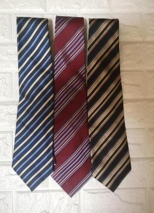 Набор шелковых галстуков
