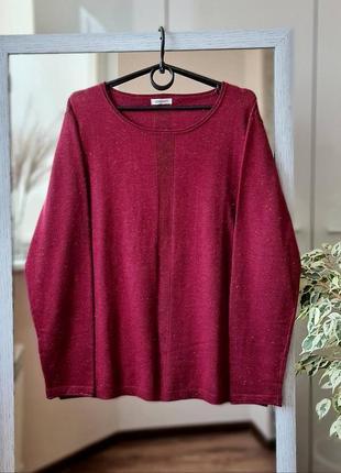 Нарядный демисезонный свитер 🌺