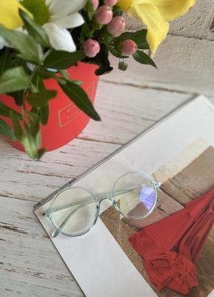 Защитные очки для работы за монитором