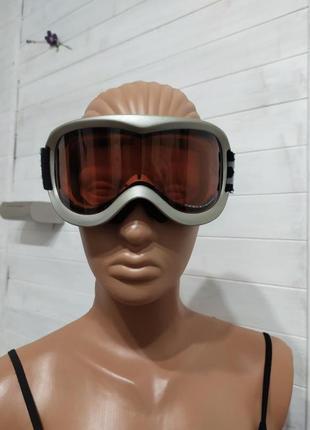 Классные горнолыжные очки,маска