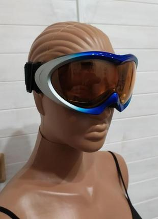 Супер милая горнолыжная маска - очки