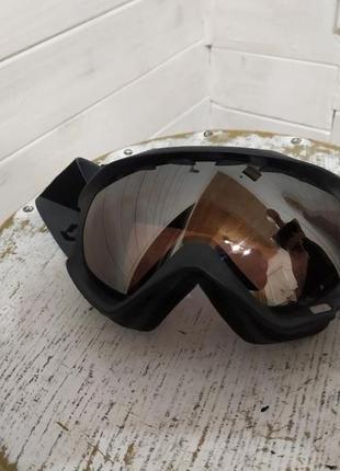 Красивые горнолыжные очки ,маска германия