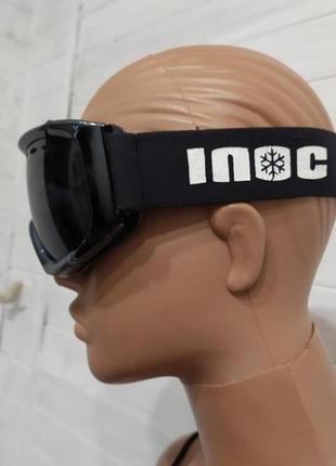 Красивые горнолыжные очки ,маска германия   inoc