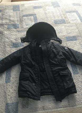 Зимняя куртка chicco