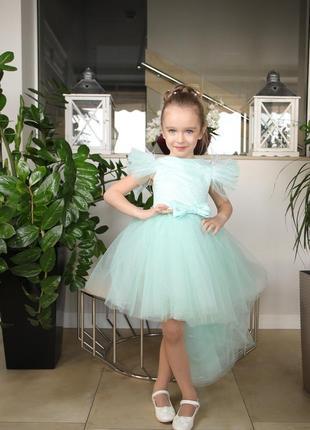 Нарядное платье для девочки  кира