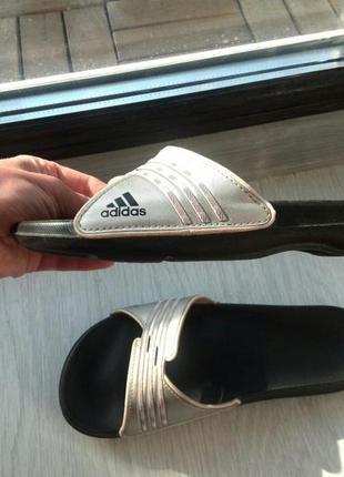 Шлёпанцы шлепки adidas ортопедические