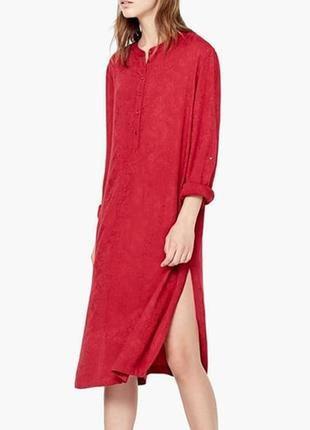 Новое платье рубашка туника mango 34
