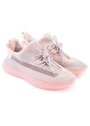 Кеды кеди текстильные текстильні серо-розовые удобные кроссовки кроссы кросівки розовые
