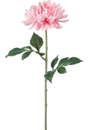 Искусственный цветок георгин