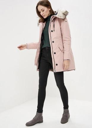 Tom tailor (том тейлор) жіноча утеплена куртка