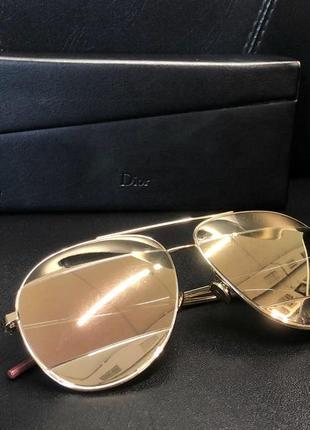 Dior sunglasses солнцезащитные очки