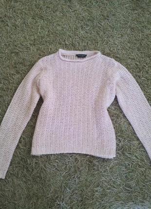 Розовий свитер  оверсайз фирми  dorothy perkins