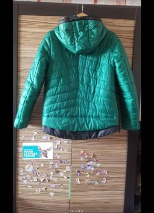 Куртка женская демисезонная2 фото