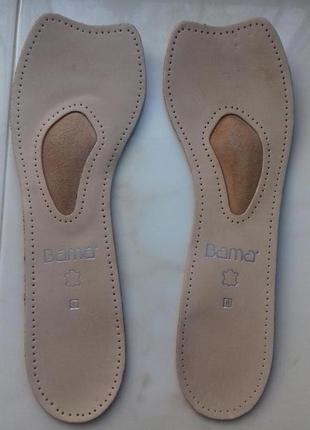 Стельки новые для обуви на каблуках