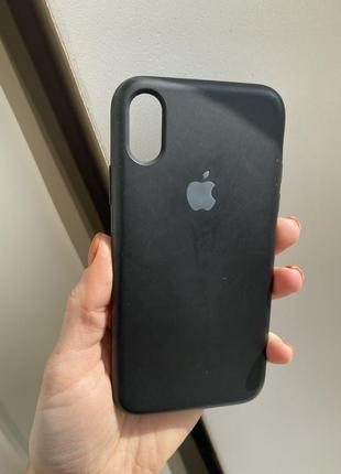 Чехол бампер айфон iphone 10 x