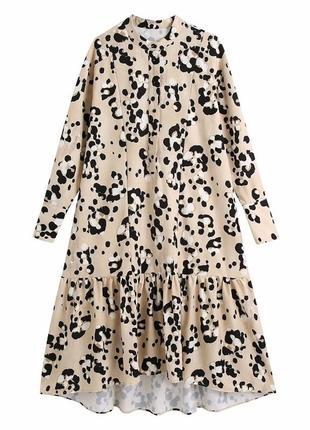 Платье женское с пышной юбкой