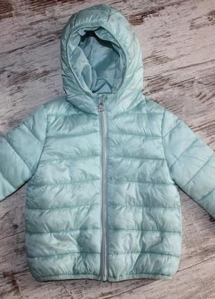 Куртка демисезонная на 2-3 года ветровка ультра primark