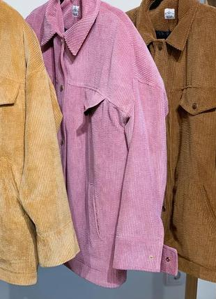Куртка вельвет куртка-рубашка пиджак