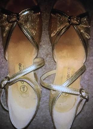 Балтные туфли