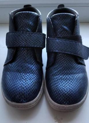 Демисезонные ботинки lapsi