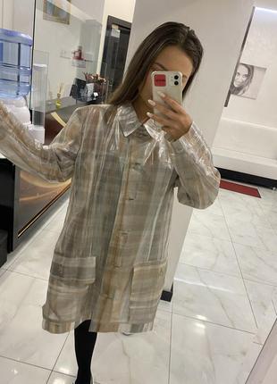 Платье сорочка issey miyake