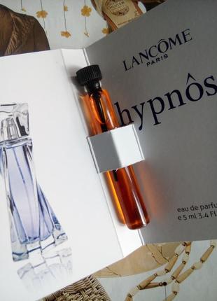 Hypnose lancome парфюмированная вода масляные духи