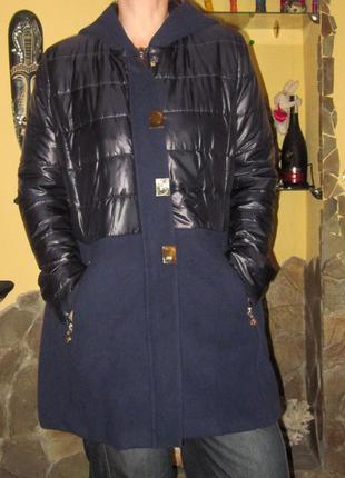 Пальто sassofono club,раз 40,42