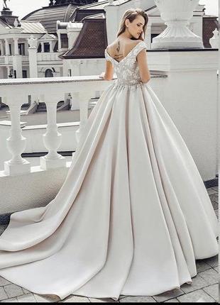 """Розкішна весільна сукня від lusa sposa,колекція edem""""fortunata"""""""