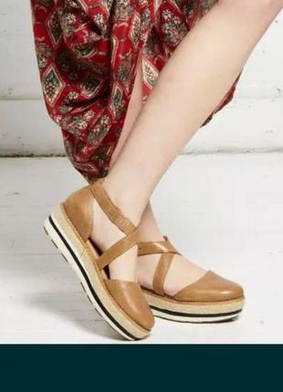 Туфли на платформе кеды мокасины timberland кожа