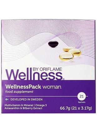 wellness pack для жінок