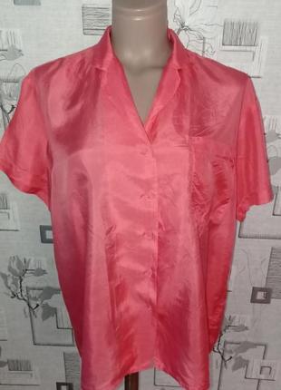 Рубашка от пижамы reine seide