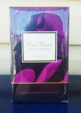 Парфюмерная вода rare flowers от avon.