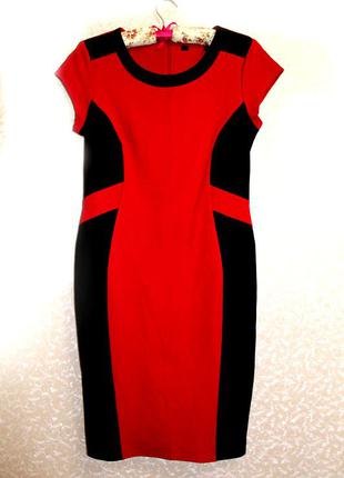 Красивое фактурное силуэтное платье по фигуре