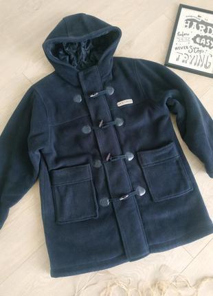 Флисовая теплая куртка