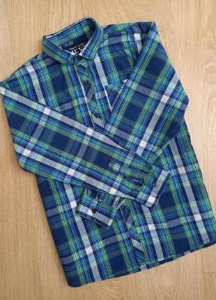 Рубашка на 9 лет