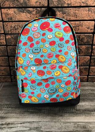 Рюкзак пончик