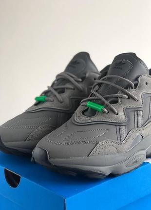 Adidas ozweego step grey static