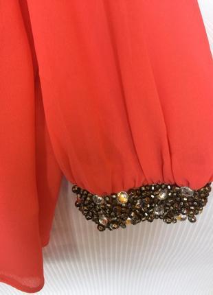 Роскошная блуза4 фото