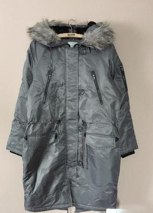 Парка, куртка asos premium