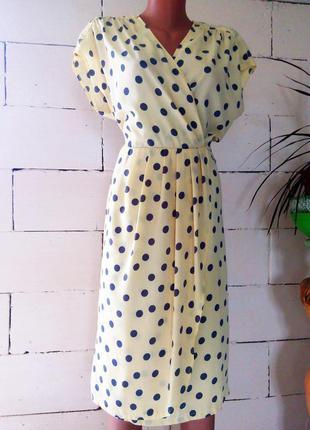 Платье сарафан в горошек распродажа!